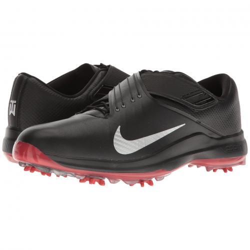 ナイキ ゴルフ タイガー 赤 レッド '17 メンズ 男性用 スニーカー メンズ靴 靴 【 NIKE GOLF TIGER WOODS TW BLACK MET SILVER UNIVERSITY RED 】