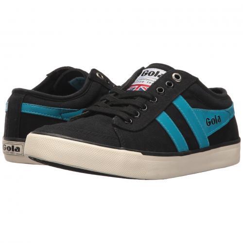 ゴーラ 青 ブルー メンズ 男性用 スニーカー メンズ靴 靴 【 BLUE GOLA COMET BLACK NEON 】
