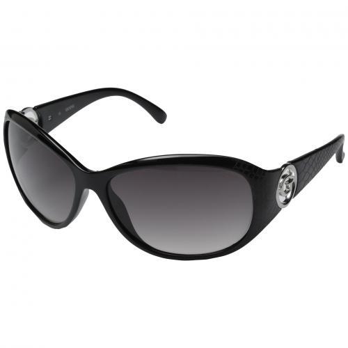 ゲス レンズ レディース 女性用 眼鏡 バッグ ブランド雑貨 小物 サングラス 【 GUESS GU7309 BLACK SMOKE GRADIENT LENS 】