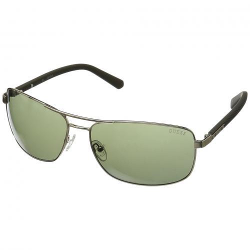 ゲス メンズ 男性用 眼鏡 小物 ブランド雑貨 バッグ サングラス 【 GUESS GU6835 GOLD GREEN 】