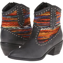 フェニックス 黒 ブラック レディース 女性用 ブーツ レディース靴 靴 【 BLACK ROPER PHOENIX 】