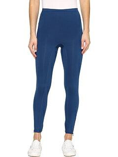 サイド ジップ アクティブ シェーピング インペリアル 青 ブルー レディース 女性用 ボトムス パンツ レディースファッション 【 BLUE HUE SIDE ZIP ACTIVE SHAPING SKIMMER IMPERIAL 】