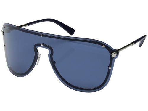 ヴェルサーチ ベルサーチ レディース 女性用 眼鏡 サングラス 【 VERSACE VE2180 SILVER BLUE 】