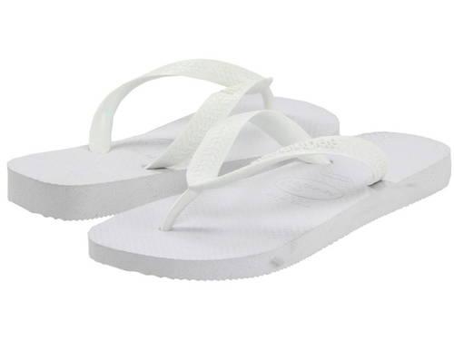 ハワイアナス トップ フリップ フロップ 白 ホワイト レディース 女性用 靴 【 HAVAIANAS TOP FLIP FLOPS WHITE 】