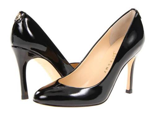 黒 ブラック パテント レディース 女性用 レディース靴 パンプス 【 BLACK IVANKA TRUMP JANIE PATENT 】