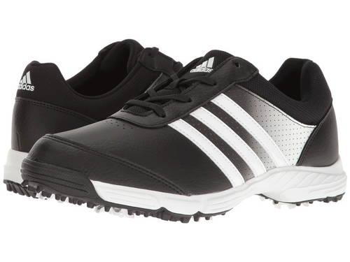 アディダス ゴルフ テック レスポンス コア 黒 ブラック メンズ 男性用 靴 メンズ靴 【 ADIDAS GOLF BLACK TECH RESPONSE CORE FTWR WHITE 】