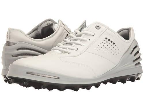 エコー ゴルフ ケージ プロ 白 ホワイト メンズ 男性用 メンズ靴 【 GOLF ECCO CAGE PRO WHITE 】