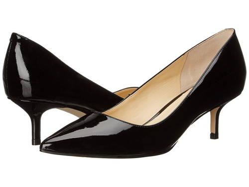 黒 ブラック パテント レディース 女性用 レディース靴 パンプス 【 BLACK IVANKA TRUMP ATHYNA PATENT 】