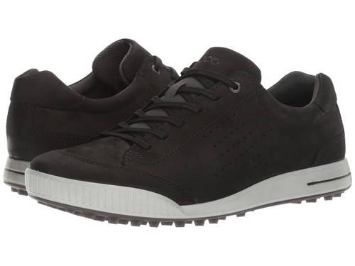 エコー ゴルフ ストリート レトロ メンズ 男性用 メンズ靴 【 GOLF STREET ECCO RETRO HYDROMAX BLACK 】