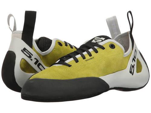テン レース セミ ソーラー 緑 グリーン メンズ 男性用 靴 メンズ靴 【 GREEN FIVE TEN GAMBIT LACE SEMI SOLAR 】