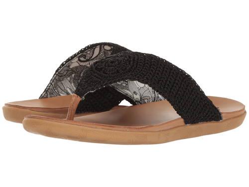 黒 ブラック スパークル メンズ 男性用 メンズ靴 サンダル 【 BLACK SAKROOTS SARRIA SPARKLE 】
