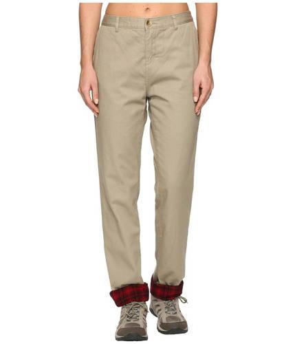 ウールリッチ フランネル チノ パンツ Woolrich Alderglen Flannel Lined Chino Pants