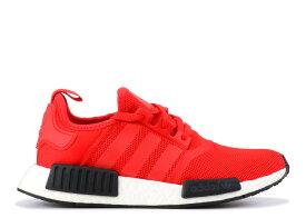 49292d050 アディダス メンズ 男性用 メンズ靴 靴 スニーカー   ADIDAS NMD R1 RED BLACK