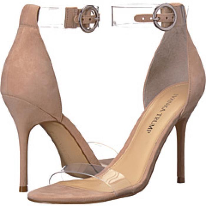 ダーク ナチュラル スエード スウェード レディース 女性用 靴 サンダル 【 IVANKA TRUMP KAYE DARK NATURAL SUEDE 】