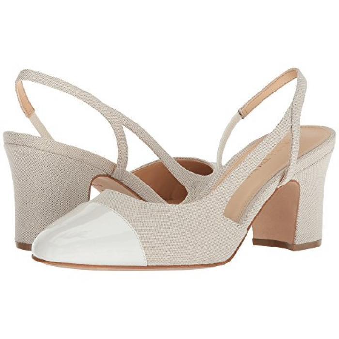 白 ホワイト マルチ レディース 女性用 パンプス 靴 【 IVANKA TRUMP LIAH 4 WHITE MULTI 】