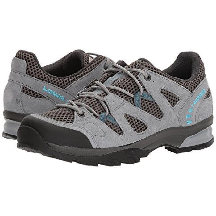 フェニックス メッシュ レディース 女性用 レディース靴 【 LOWA PHOENIX MESH LO GRAY 】
