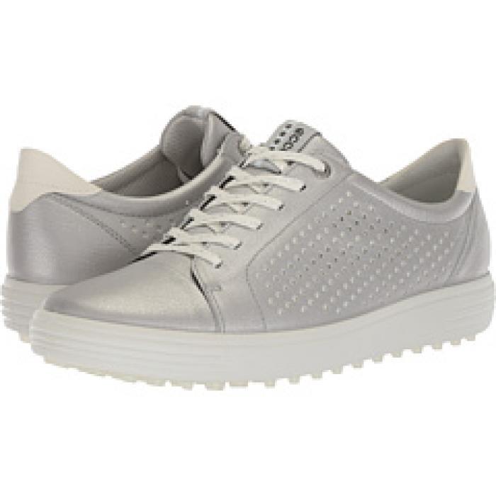 エコー ゴルフ カジュアル ファッション ハイブリッド ウォーム GRAY灰色 グレイ メンズ 男性用 メンズ靴 【 GOLF HYBRID GREY ECCO CASUAL 2 PERF WARM 】