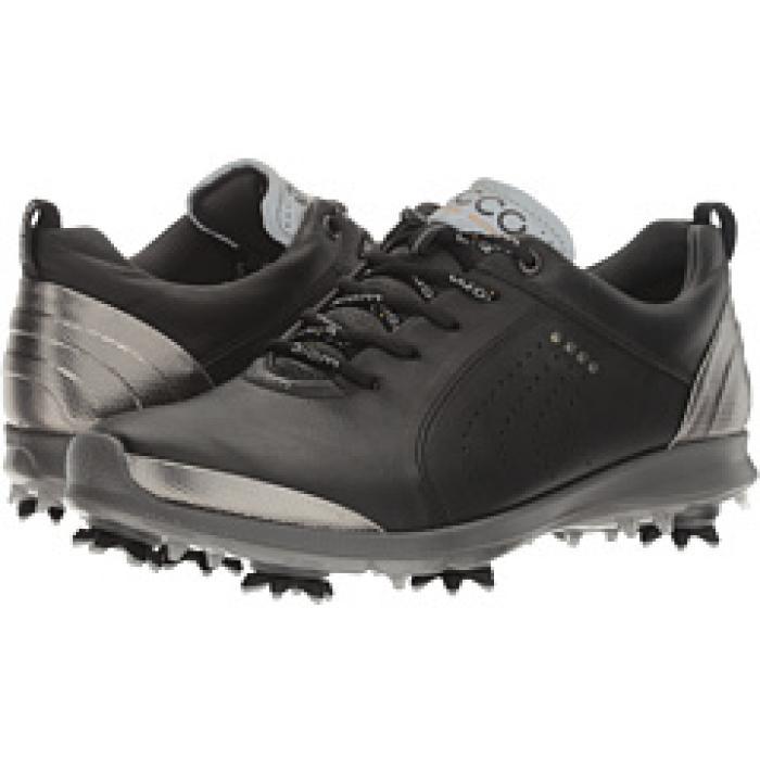 エコー ゴルフ フリー ピンク メンズ 男性用 メンズ靴 靴 【 GOLF FREE PINK ECCO BIOM G 2 CONCRETE SILVER 】