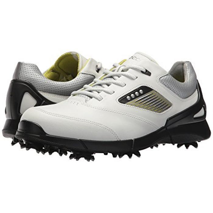 エコー ゴルフ ベース メンズ 男性用 メンズ靴 【 GOLF ECCO BASE ONE HYDROMAX WHITE BLACK 】