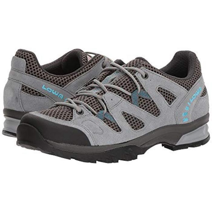 フェニックス メッシュ レディース 女性用 靴 レディース靴 【 LOWA PHOENIX MESH LO GRAY 】