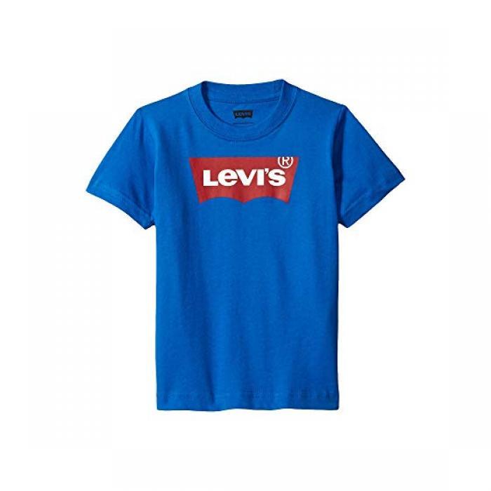 グラフィック Tシャツ ドレス ワンピース ブルース LEVI'S 子供用 ビッグキッズ マタニティ カットソー 【 KIDS GRAPHIC TEE DRESS BLUES 】