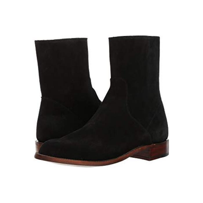ヨナ 黒 ブラック メンズ 男性用 靴 メンズ靴 【 BLACK LUCCHESE JONAH 】