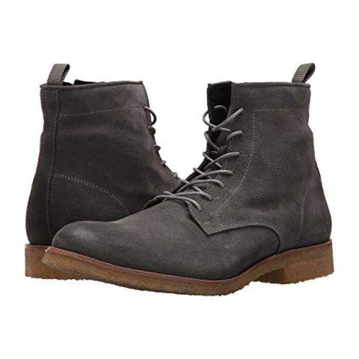 サプライ ラボ ヨナ GRAY灰色 グレイ スエード スウェード メンズ 男性用 メンズ靴 靴 【 SUPPLY GREY LAB JONAH SUEDE 】