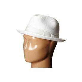 3678e7718d99 ベイリー ハリウッド 白 ホワイト メンズ 男性用 バッグ 帽子 【 BAILEY OF HOLLYWOOD LANDO WHITE 】