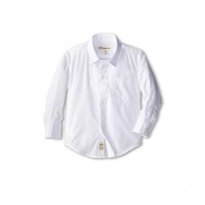 スタンダード シャツ 白 ホワイト 子供用 リトルキッズ トップス Tシャツ 【 STANDARD APPAMAN KIDS THE SHIRT TODDLER WHITE 】