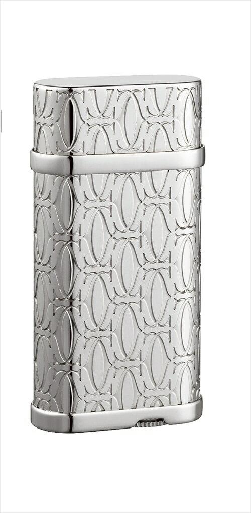 カルティエ Cartier ライター lighter C ドゥ カルティエ デコール  パラジウム