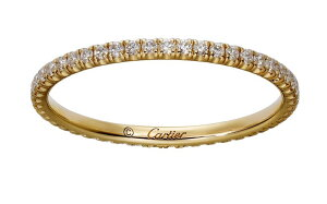 CARTIER カルティエ リング エタンセル ドゥ カルティエ リング イエローゴールド ダイヤモンド