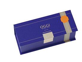 セット商品 OGGI オッジ チョコレート オレンジピール 140g +国産あられ2袋