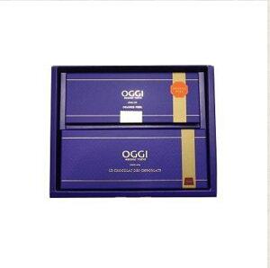 セット商品 OGGI オッジ チョコレート ショコラプレーン・オレンジピールセット +国産あられ2袋