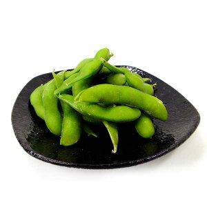 塩ゆでえだ豆 1Kg 枝豆 おつまみ 業務用 冷凍食品 クール便 食品