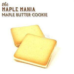 セット商品 メープルマニア The MAPLE MANIA メープルバタークッキー 32枚 チョコレート菓子 + 国産あられ2袋