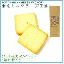 東京ミルクチーズ工場 ソルト&カマンベール 10枚入り 洋菓子 スイーツ お菓子 送料無料 代引き料有料 消費税込