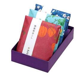 セット商品 神楽坂菓寮 おこし化粧箱 (3袋入) 人気袋詰合せ + 国産もち米あられ2個セット