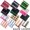 ラルフローレン RALPH LAUREN タオル ハンカチ ハンドタオル全13種類