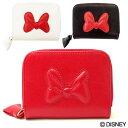 ディズニー / Disney Minnie Mouse ribbon wallet ミニーマウス リボンウォレット 全3色 ディズニーコレクション アコモデ 送...