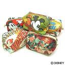ディズニー/Disney Poster Art Pouch ディズニーポスターアートポーチ 全5種類 ディズニーコレクション アコモデ 送料無料 代引き有料 消...