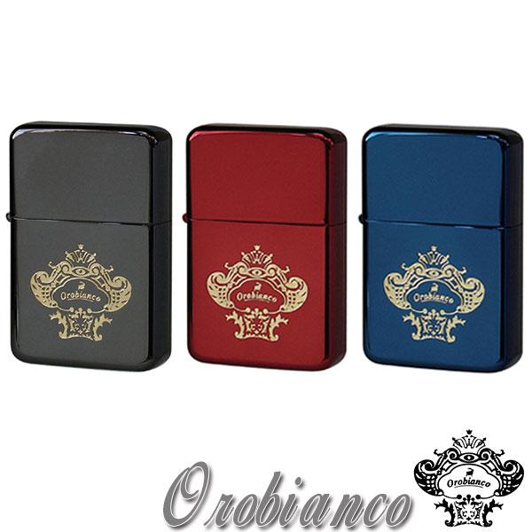 オロビアンコ Orobianco バッテリーライター spira アーマーチタンコーティング 送料無料 代引き料有料 消費税込