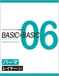 BASIC OF BASIC 06 パーマ〈レイヤー(上)〉 岩上昌弘[MAGNOLiA]/技術解説