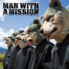 【送料無料】[枚数限定][限定]WELCOME TO THE NEWWORLD【アナログ盤】/MAN WITH A MISSION[ETC]【返品種別A】