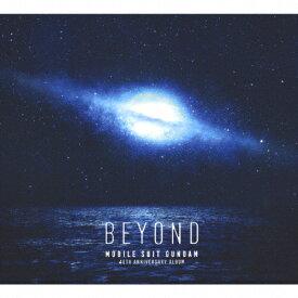 【送料無料】[枚数限定][限定盤]機動戦士ガンダム 40th Anniversary Album 〜BEYOND〜(初回生産限定盤)/アニメ主題歌[CD+Blu-ray]【返品種別A】