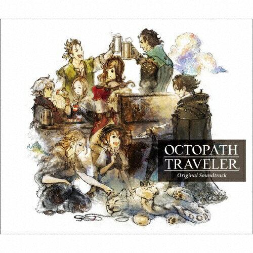 【送料無料】OCTOPATH TRAVELER Original Soundtrack/西木康智[CD]【返品種別A】