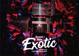 【送料無料】[初回仕様]Hiromi Go Concert Tour 2019 Brand-New Exotic【Blu-ray】/郷ひろみ[Blu-ray]【返品種別A】