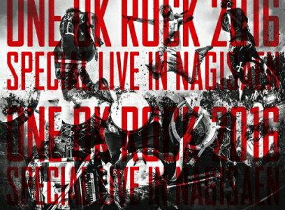 LIVEBlu-ray『ONEOKROCK2016SPECIALLIVEINNAGISAEN』|ONEOKROCK|AZXS-1019