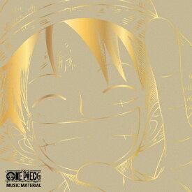【送料無料】[枚数限定][限定盤]ONE PIECE MUSIC MATERIAL【初回限定生産盤】/アニメ主題歌[CD]【返品種別A】