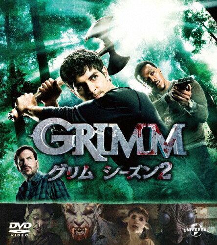 【送料無料】GRIMM/グリム シーズン2 バリューパック/デヴィッド・ジュントーリ[DVD]【返品種別A】