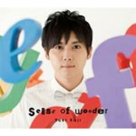 sense of wonder/梶裕貴[CD+DVD]【返品種別A】